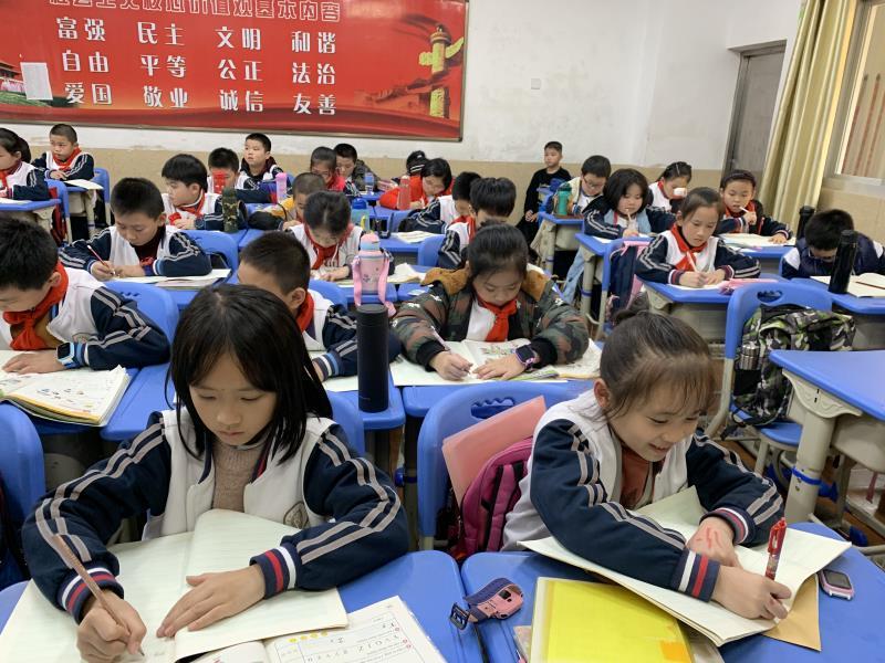 举行英语_南门学校三年级举行英语书写竞赛 - 莆田南门小学